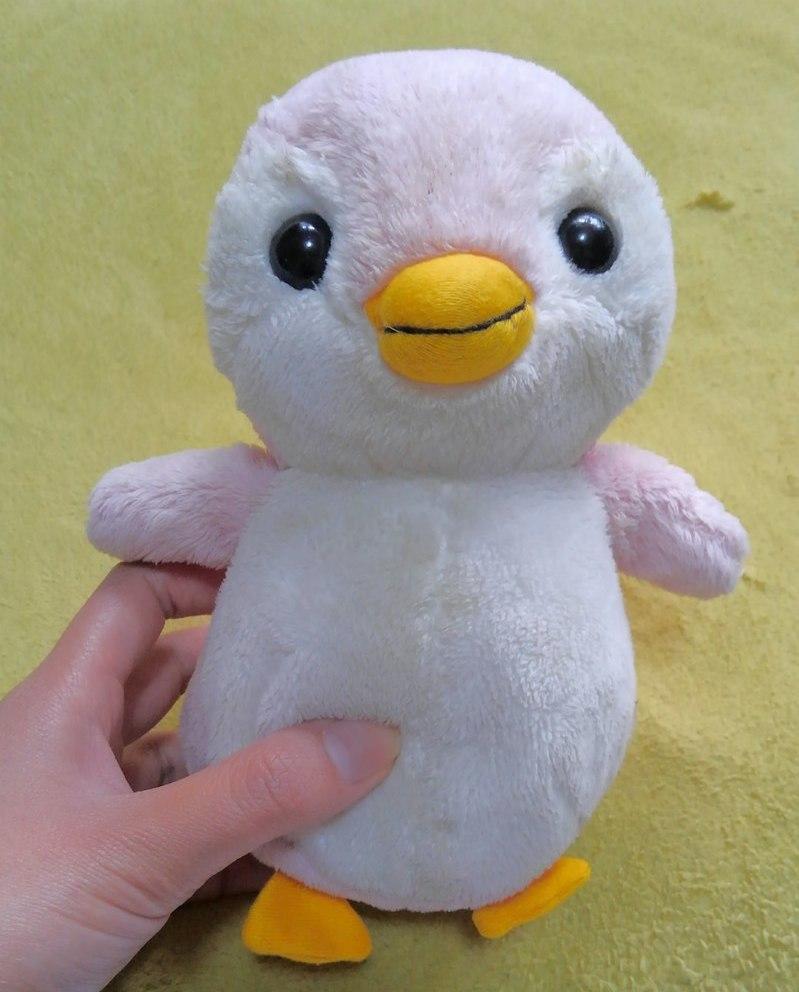 須磨海浜水族園のお土産店のペンギン