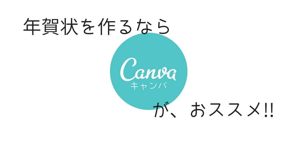 年賀状を作るならCnavaがおススメ、イメージ